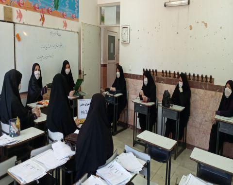 برگزاری اولین جلسه شورای معلمین در اردیبهشت 99